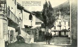 05 AIGUILLES  L´HOTEL DE VILLE - France