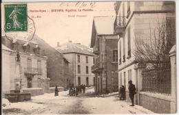 05 AIGUILLES  LA PLACETTE - France