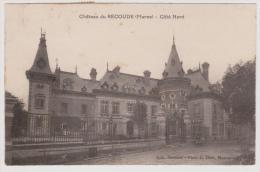 Chateau De Recoude - Côté Nord - France