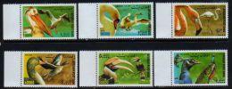 AFGHANISTAN - Marken V. 2000, Versch. Vogelarten (tie267) - Unclassified