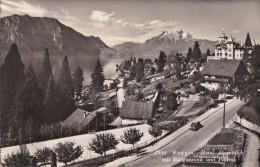 SWITZERLAND  -WEGGIS - HOTEL ALPENBLICK - BE Berne