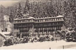 SWITZERLAND - WENGEN - PARK HOTEL - BE Berne