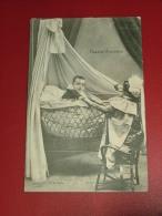 "FANTAISIES  - ENFANT  -  Chien  -  "" Toutou Nourrice ""  -   1907 - Cani"