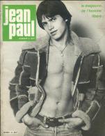 """Revue Gay : """"Jean-Paul"""" – Album N° 2 (printemps-été 1980) - Brocantes & Collections"""
