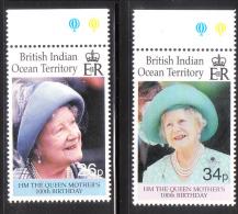 British Indian Ocean Territory BIOT 2000 Queen Mother MNH - British Indian Ocean Territory (BIOT)