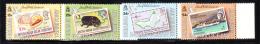 British Indian Ocean Territory BIOT 1990 Stamp World London MNH - Britisches Territorium Im Indischen Ozean