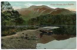 LOCH KATRINE : SILVER STRAND - Stirlingshire