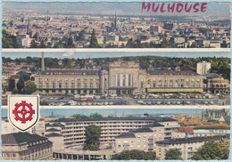 Mulhouse Multi-vues Gare, Bâtiment Annulaire - Mulhouse
