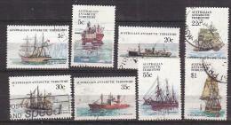 PGL BP041 - AUSTRALIAN ANTARTIC TERRITORY Yv N°37/46 (-39,42) - Australian Antarctic Territory (AAT)