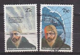 PGL BP078 - AUSTRALIAN ANTARTIC TERRITORY Yv N°53/54 - Australian Antarctic Territory (AAT)