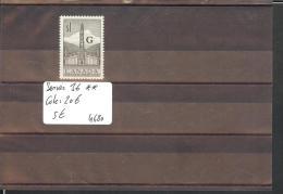 CANADA  - No Michel SERVICE 36  ** ( SANS CHARNIERE  )  -  COTE: 20 € - Overprinted