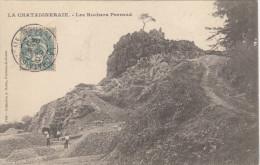 85 L-  LA CHATAIGNERAIE  LES ROCHERS PERRAUD - La Chataigneraie