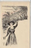Carte Illustrateur    Journée Du Calvados  15 Aout 1915 - Illustrateurs & Photographes