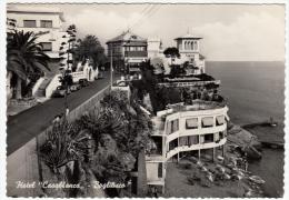 BOGLIASCO - HOTEL CASABLANCA - GENOVA - 1957 - Vedi Retro - Genova