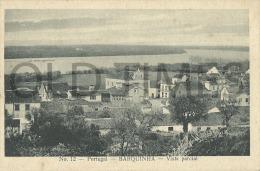 PORTUGAL - VILA NOVA DA BARQUINHA - VISTA PARCIAL - 1915 PC. - Santarem