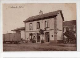 59-2185 BOLLEZEELE Gare Correspondance Allemande - Beau Plan - Autres Communes