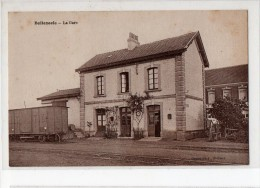 59-2185 BOLLEZEELE Gare Correspondance Allemande - Beau Plan - Frankrijk
