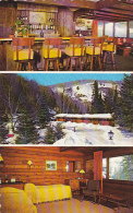 Snowy Owl Motor Lodge Ste Marguerite Station Quebec Canada