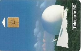 CARTE-PUBLIC-F584A-50U-SO3-08/95-PLEUMEUR-VARIETE   -A COLLE-N° A59116839--TBE - Fehldrucke