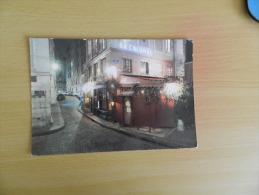 """Cp  Restaurant  """" La Colombe """" En L´ Ile De La Cité  4 Rue De La Colombe   75004 Paris - Arrondissement: 04"""