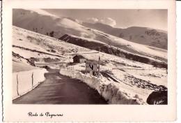 COL DE PUYMORENS: Sur La Route Du Col à L'embranchement De La Route D'Andorre - Unclassified