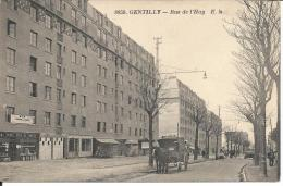 GENTILLY-  RUE DE L HAY - Gentilly