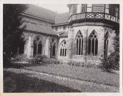 Kloster Maulbronn, Kreuzgang Und Brunnenkapelle, FOTO Um 1925 - Orte