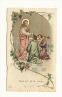 Image Religieuse, Première Communion - 1936 - Lusignan - Images Religieuses