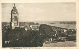 85 - NOIRMOUTIER - Vue Panoramique - Entrée Du Port Bordée Par Les Marais Salants (J. Nozais, édit., 342) - Noirmoutier