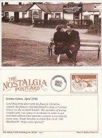 Postcard Old Blacksmith Shop Marriage Room GRETNA GREEN Nostalgia Repro - Marriages