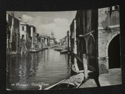 VENEZIA - Chioggia - Canal Vena - 1966 - Chioggia