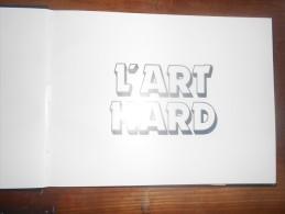 L' ART HARD - Livres, BD, Revues