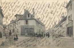 78 LIMAY RUES DE PARIS ET JEAN BOURET - Limay