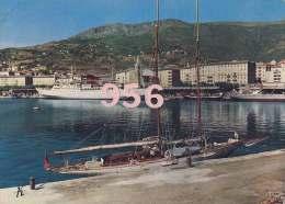 """* * BASTIA * * Le """" NAPOLEON """" Au Nouveau Port - Bastia"""