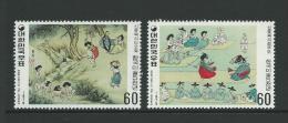 1979 5000 Years Of Korean Art  Complete MUH SG Catalogue  No´s 1397 & ? - Korea, South
