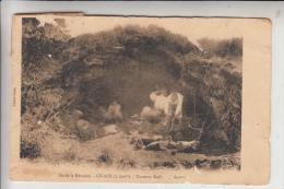 REUNION, Cilaos, Caverne Dufour, 1908, Knick - AF - Réunion