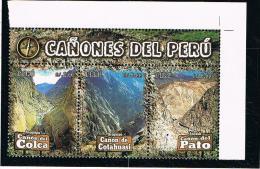 Pérou  : Les Canons Du Pérou : N° 1784 à 1786 Neuf** - Peru