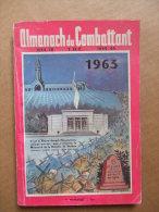 Almanach Du Combattant - Edition 1963 - History