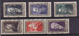 France Yvert 930-935 A COD. FRA.331 - Used Stamps