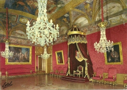 CPM De MONACO : Monaco - Monté Carlo : Le Trône. - Fürstenpalast