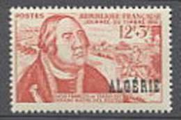 ALGERIE N° 333 XX Journée Du Timbre (F. De Tassis), Sans Charnière TB - Nuovi