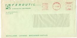 EMA Freistempel : Charleroi Feroutil, Bosch, Kango, Metabo, Tirfor, Loctite 1989 - Ciencias