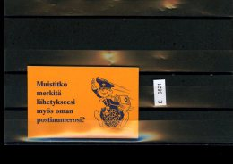 Finnland, MH 7, N:o 1566-10-1973