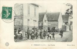 Paray Vieille Poste (91) La Poste - France