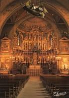 St-Jean De Luz Intérieur De L'Eglise Où Eut Lieu Le Mariage De Louis XIV Avec L'Infante D'Espagne En 1660 - Saint Jean De Luz
