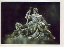 STUTTGART - Graf Eberhard Denkmal, Sondermarke - Monuments