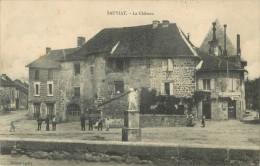 87 SAUVIAT SUR VIGE  - LE CHATEAU - Frankrijk