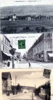 70 HERICOURT   LE LOT De 3 Cartes  Avenue Jean Jaures   MD382 - Otros Municipios