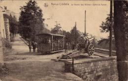 NAMUR    La  Tienne Des Biches  Sorti Du Tunnel - Namur