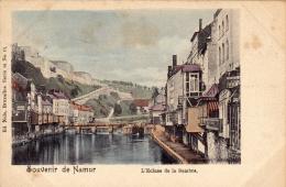 NAMUR  L'Ecluse De La Sambre - Namur